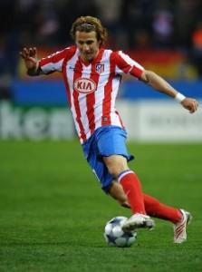 Forlan Atletico Madrid-játékosként