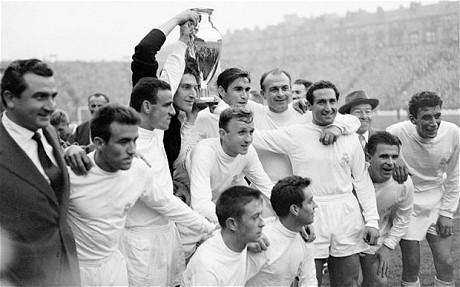 Puskás Ferenc és az Aranylabda - BEK-győzelem a Real Madriddal 1960.