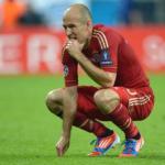 Robben és az elvesztett BL-döntő