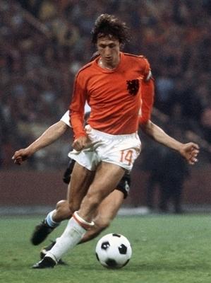 Johann Cruyff és a totális futball