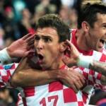 Mandzukic olaszok elleni gólöröm