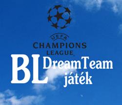 7. BL-dreamteam-játék nevezés